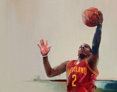 Kyrie Irving. RareInk, Inc.