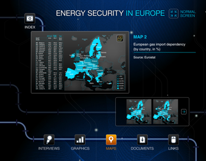 Energy Sercurity in Europe