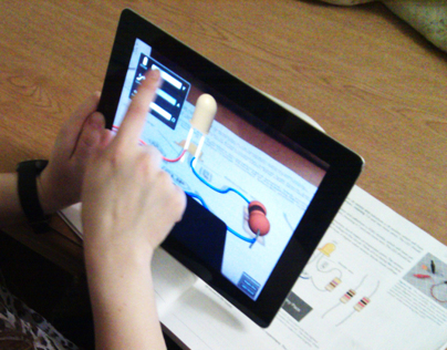 Augmented Textbook