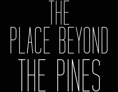 the place beyond the pines - illustration