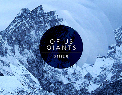 Of Us Giants - EP Artwork