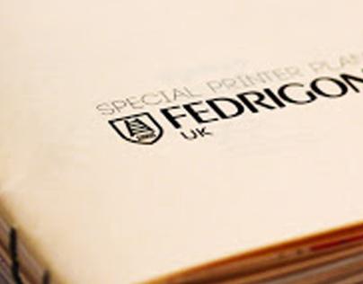 YCN Competition - Fedrigoni brief