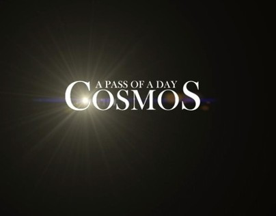 COSMOS, A SHORT 3D ANIMATION MOVIE