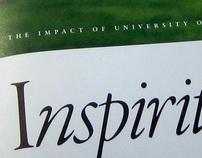 Inspirit Donor Newsletter Fall/Winter 2009