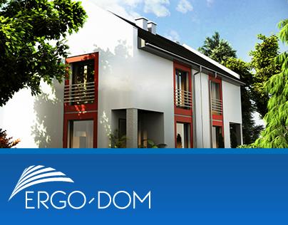 ERGO-DOM - Logotype & Website