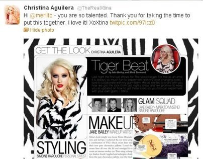 Christina Aguilera: Get The Look (The Voice)