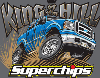 Powerstroke - King of the Hill