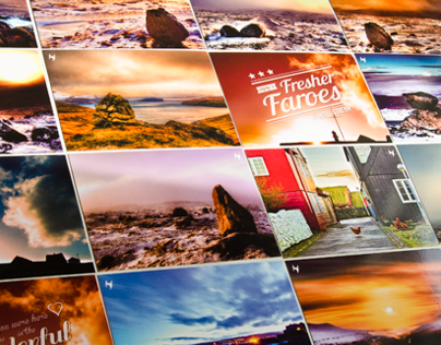 Hotel Streym - postcards