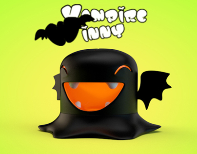 Vampire Winny, glucometer for children