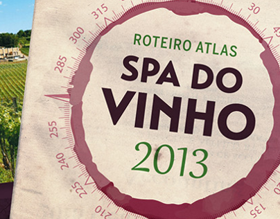 Roteiro Atlas - Spa do Vinho