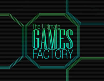 The Ultimate Games Factory
