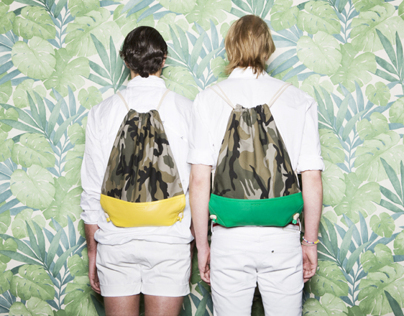 HENTEN, Art Direction. Spring/summer 13