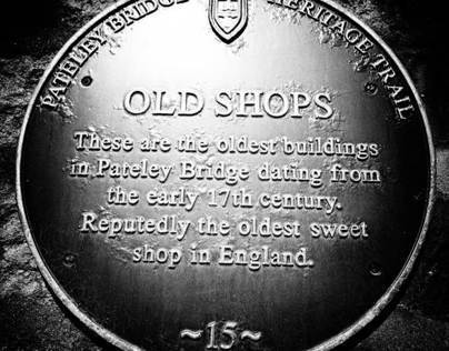The Oldest Sweet Shop In the UK