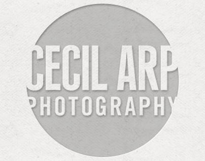 Cecil Arp  |  Photography