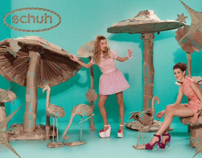 Shoe box movie sets - SCHUH