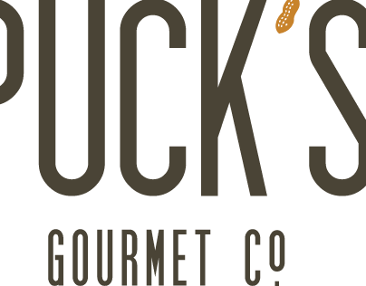 Pucks Gourmet Co. Branding