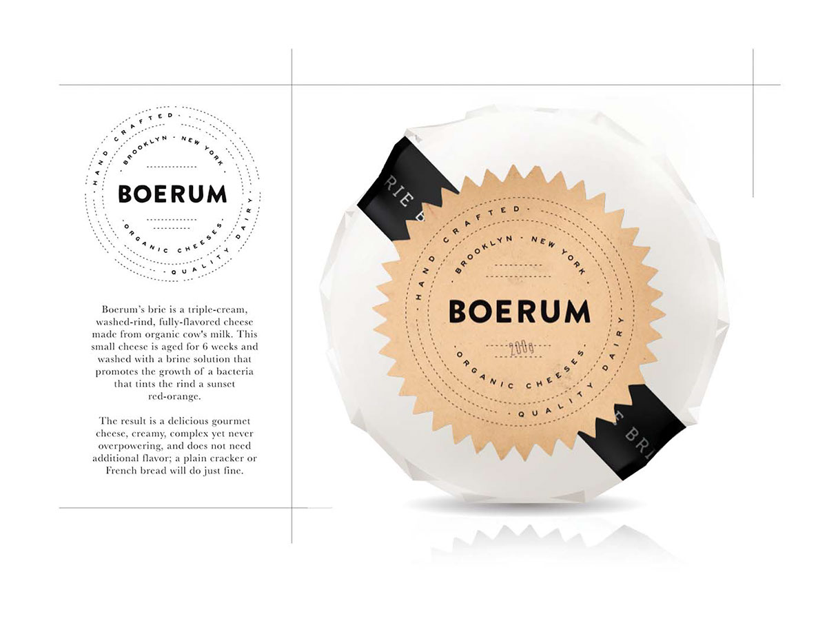 BOERUM - Package Design