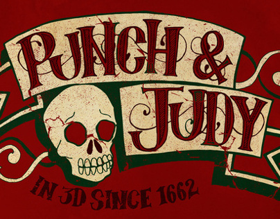 Punch and Judy, prints and Ts Society6