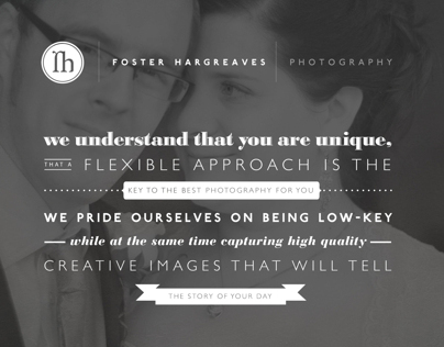 Foster Hargreaves Branding & Website