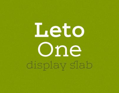 Leto One