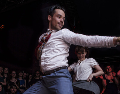 Paris Jazz Roots Dance Festival 2013
