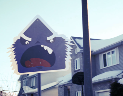 Sign Monster