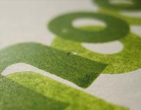 Wood Type Prints