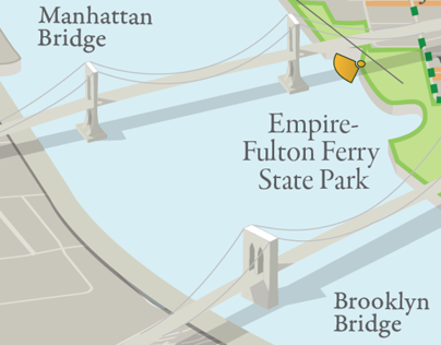User's Guide to the Brooklyn Waterfront Greenway