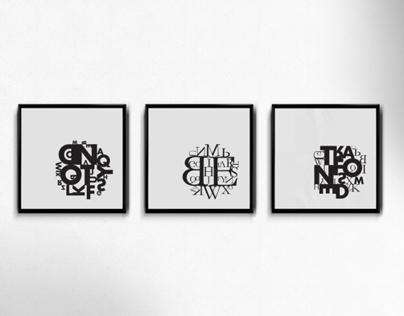 Typographic Exploration