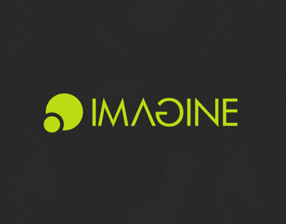 Restyling logo Imagine communication