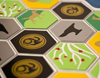 Game of Thrones themed Settlers of Catan