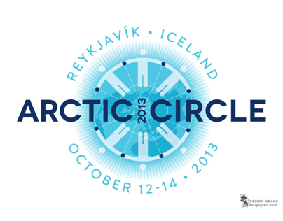 ARCTIC CIRCLE : Logo and Website Design