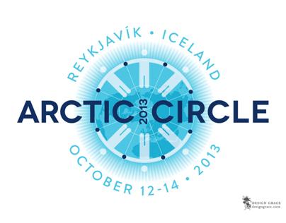 ARCTIC CIRCLE   Logo and Website Design