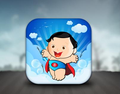 Super baby icon