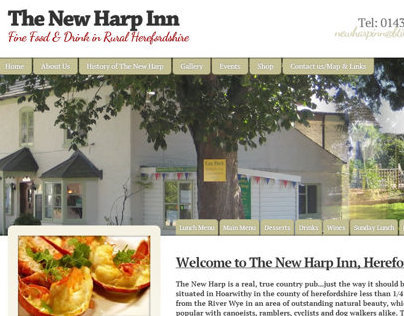 The New Harp Inn