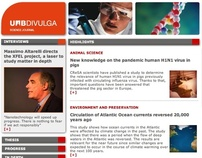 UAB Divulg@: online university science journal