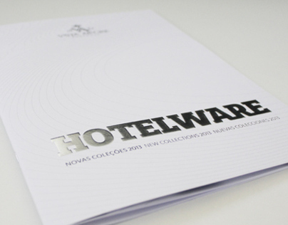 Vista Alegre Hotelware New Collection Booklet