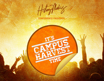 History Makers | It's Campus Harvest Time 2013