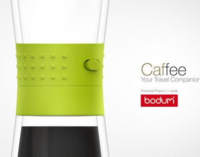 Caffee - Your Travel Companion