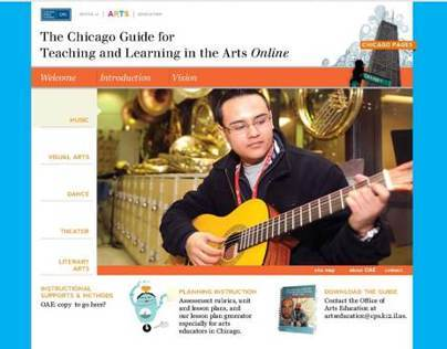 The Chicago Guide  // WEB SITE
