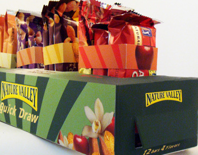 Nature Valley Quick Draw Package