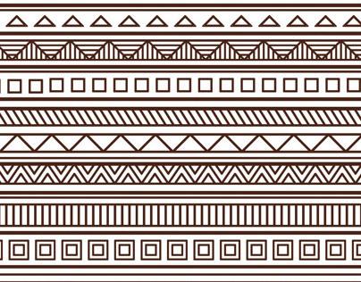 Maya Chocolates - Branding, Pattern & Web Design