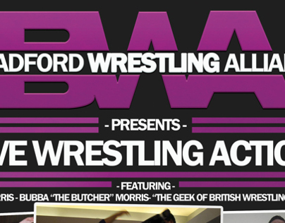 Bradford Wrestling Alliance