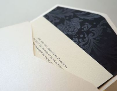 Inc Designs Wedding Invites