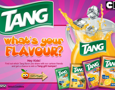 Tang - What's Your Flavour?