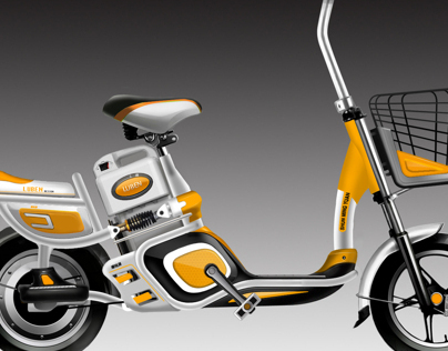 Ebike designs for 2012 part1
