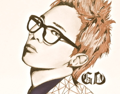 BIG BANG: G-dragon