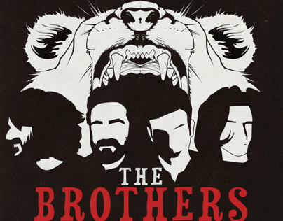 The Brothers - Band Graphic Profile and Event
