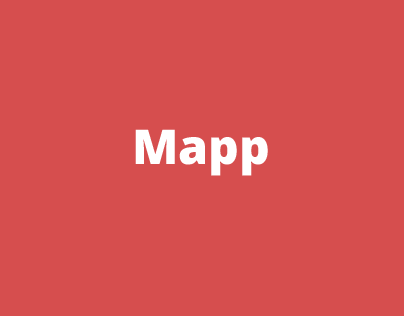 Mapp iPhone App