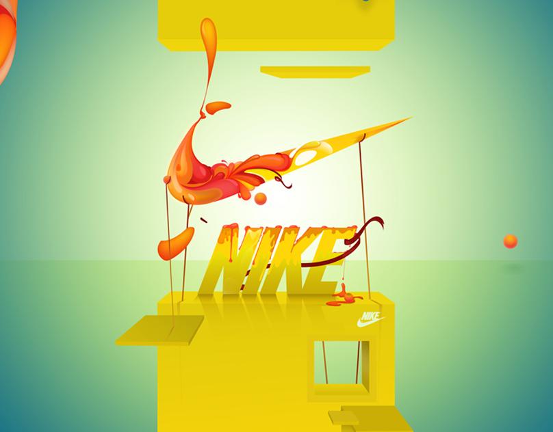 Nike vs Dali